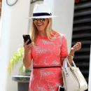 Reese Witherspoon is all smiles while leaving her office in Beverly Hills, California on July 12, 2016 - 454 x 592
