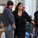 Gina Rodriguez on 'Someone Great' movie set in Soho - 454 x 723