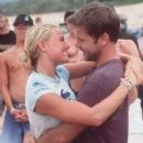 Kate Bosworth and Mathew Davis in Blue Crush (2002)