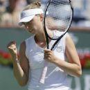 Vera Zvonareva - BNP Paribas Open Tennis Tournament In Indian Wells - 17.03.2009