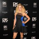 Rita Ora attends the DKNY Artworks London on June 12, 2013 in London, England - 454 x 657