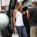 Cameron Diaz Out And About In Malibu - May 18 2007