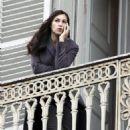 Monica Bellucci - Mar 07 2008 - On The Set Of Her New Movie 'L'uomo Che Ama'