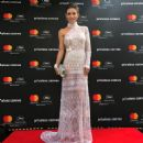 Athina Oikonomakou- 'Twin Peaks' Red Carpet Arrivals - The 70th Annual Cannes Film Festival - 454 x 480