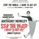 Stop The World I want To Get Off 1961 Anthony Newley - 450 x 598