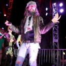 Rob Zombie attends the Dawn Of The Con at PETCO Park on July 12, 2012 in San Diego, California