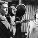 Carl Boehn & Anna Massey in Peeping Tom - 450 x 300