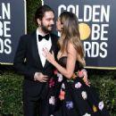 Tom Kaulitz and Heidi Klum : 76th Annual Golden Globe Awards