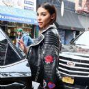 Chantel Jeffries Leaves Lower East Side Hotel in New York City - 454 x 537