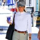 Selma Blair in riding gear out in Los Angeles - 454 x 681