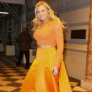 Iskra Lawrence – Leaves the L'Oreal Event in New York