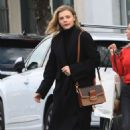 Chloe Moretz – Heading to her car after grocery shopping in Beverly Hills