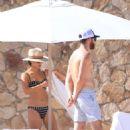 Jamie Chung in Bikini on vacation in Cabo San Lucas - 454 x 682