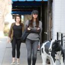 Roselyn Sanchez at Joans On Third in Studio City - 454 x 574