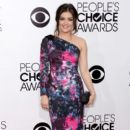 Lucy Hale attends The 40th Annual People's Choice Awards at Nokia Theatre L.A. Live on January 8, 2014 in Los Angeles, California