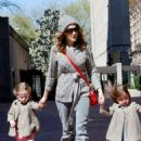 Sarah Jessica Parker: after school in New York City