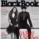 Jack White, Meg White - Black Book Magazine Cover [United Kingdom] (June 2007)