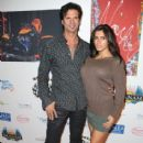 Lorenzo Lamas and Shawna Craig