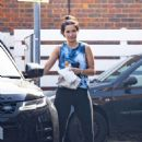 Frankie Bridge spotted in London - 454 x 569