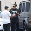 Shay Mitchell – heads to a doctors appointment in Los Angeles - 454 x 596