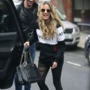 Caroline Flack – Out in Mayfield - 454 x 641