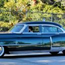 Dita Von Teese – Takes her clean classic Chevy for a cruise in Los Angeles - 454 x 303