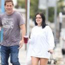 Ariel Winter – Goes house hunting in LA