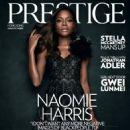 Naomie Harris - Prestige Magazine Pictorial [Hong Kong] (January 2017) - 454 x 541