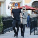 Miley Cyrus and Cody Simpson – Out in Calabasas