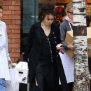 Helena Bonham Carter – Shopping in London - 454 x 629