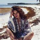 Alyssa Miller - Elle Magazine Pictorial [Spain] (May 2015) - 454 x 591