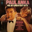 Paul Anka - His 30 Greatest Hits