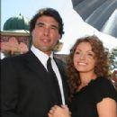 Eduardo Yáñez and Angelica Rivera