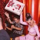 Katy Perry At Diplo Show In Las Vegas