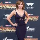 Jennifer Grey – 'Avengers: Infinity War' Premiere in Los Angeles - 454 x 636
