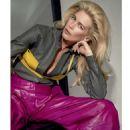 Claudia Schiffer and Stephanie Seymour – Vogue Magazine Italy – August 2019 - 454 x 563