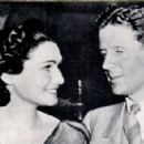 Gloria Youngblood And Rudy Vallee