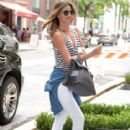 Miranda Kerr out and about on the upper east side in New York, New York on July 19, 2014