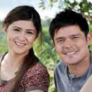 Dingdong Dantes and Carla Abellana