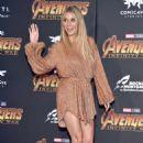 Gwyneth Paltrow – 'Avengers: Infinity War' Premiere in Los Angeles - 454 x 668