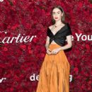Lily Collins – Cartier's 2018 Junior Committee of the Fine Arts Museums of San Francisco Mid-Winter Gala