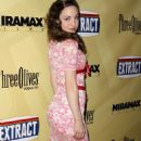 Brittany Curran - Los Angeles Premiere Of 'Extract' At The ArcLight Hollywood On August 24, 2009 In Hollywood, California - 454 x 812