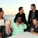 """NBCUniversal's """"The Voice"""" Press Junket And Cocktail Reception"""