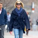 Naomi Watts – Out in NYC