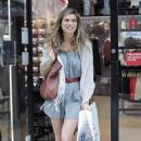 Lake Bell - Shopping At An American Apparel Store In NY, 9 April 2010