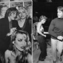 Andy Warhol and Jerry Hall - 454 x 292