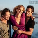 Nick Wechsler, Emily VanCamp, Joshua Bowman - Entertainment Weekly Magazine Pictorial [United States] (27 January 2012)