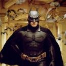 CHRISTIAN BALE stars as Batman in Warner Bros. Pictures action adventure Batman Begins.