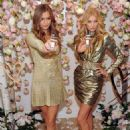 Josephine Skriver and Elsa Hosk – All-new LOVE fragrance event in NYC - 454 x 670