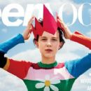 Drew Barrymore Interviews Millie Bobby Brown for 'Teen Vogue'
